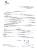 Arrêté n°DCL-2021/039 fixant la liste des candidats pour le premier tour des élections départementales de juin 2021.