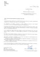 Elections départementales – Scrutin du 20 juin 2021.