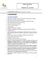 Pass vaccinal et obligation de vaccination